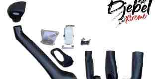 RLC Diffusion Un Snorkel pour Mitsubishi Pajero Pour les versions 3.2 DID