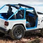 Jeep 100% électrique La toute première Jeep EV arrive très bientôt !
