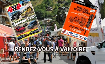Rendez-vous à Valloire avec Génération 4x4 Ne manquez pas la foire du 4x4