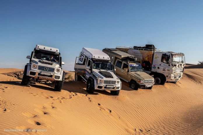 Equip'Raid Voyages Tunisie