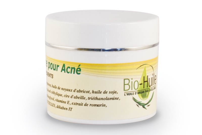 creme bio anti acne