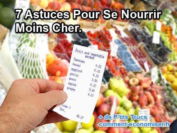 manger bio moins cher