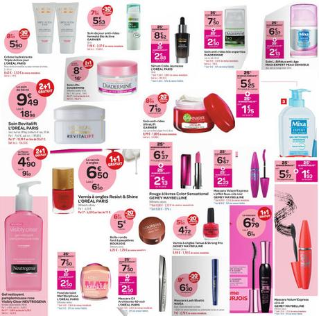 maquillage bio carrefour