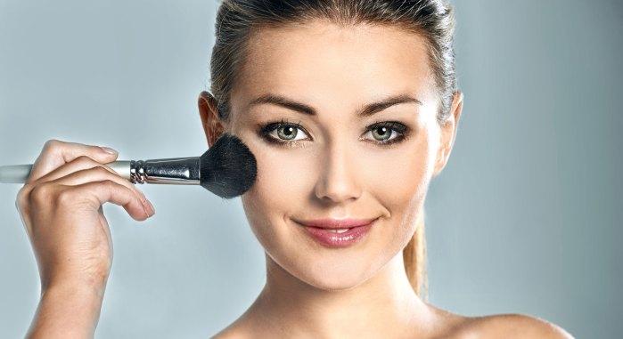 maquillage fete bio