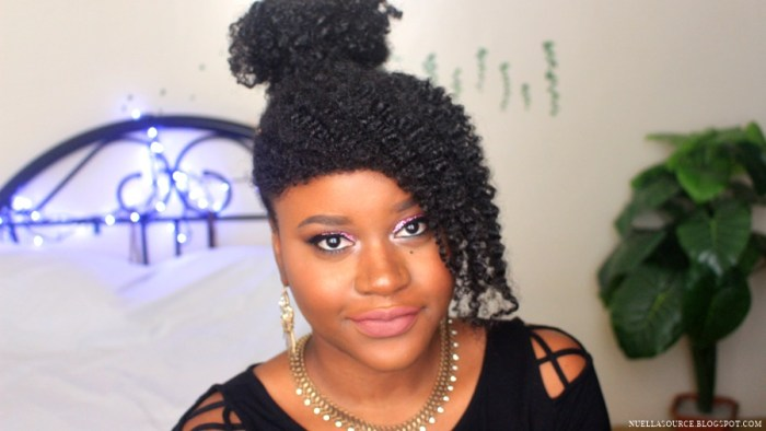 maquillage peau noire video