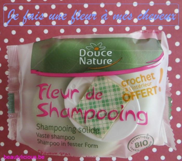 shampoing douce nature