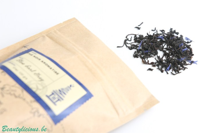thé noir bergamote