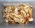 chips banane séchée