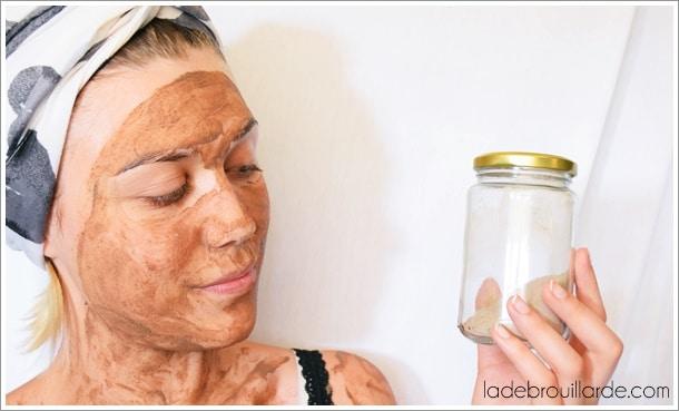 savon nettoyant visage