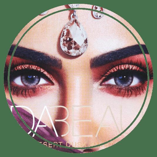 palette de maquillage bio