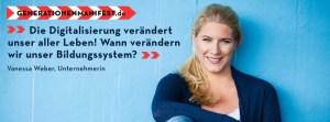Vanessa Weber Statement