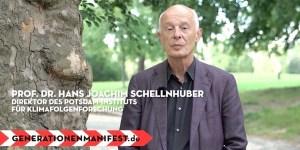 Prof. Dr. Johannes Schellnhuber