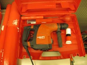 rental 07-1002 Hilti Hammer Drill TE30