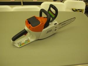 rental 12-1011 Stihl Chainsaw 12in 36 volt