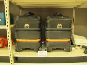 rental 23-1000 wet dry vacuum 13 gal