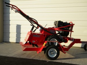 Barreto log splitter