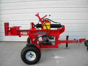 lawn & garden rental Barreto log splitter 21 ton