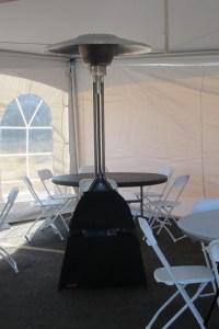 rental patio heater