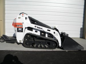 rental excavation MT55 Bobcat Mini Loader