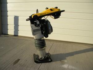 Wacker Jumping Jack Compactor compaction tools