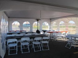 party rental rectangle tables