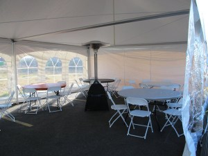 party rental round tables