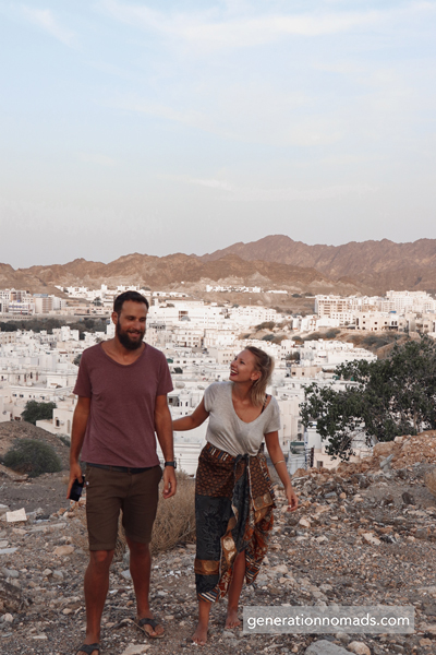 Daily dress code for exploring Oman