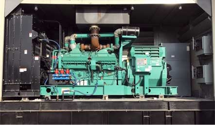 generator silencers and mufflers