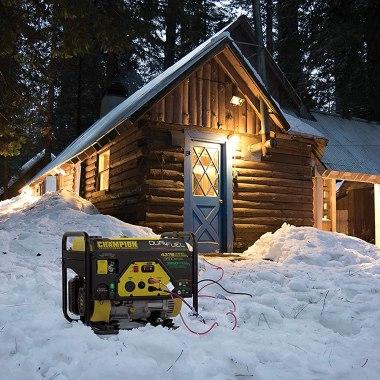 Champion Power Equipment 100307 4375/3500-Watt Dual