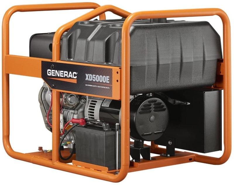 generac diesel generator