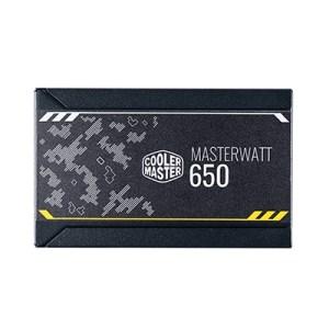 ALIMENTATORE ATX 650W COOLERMASTER TUF MPX-6501-AMAAB-EF PFC ATTIVO 80+BRONZE 240VAC FAN120MM CAVO EU