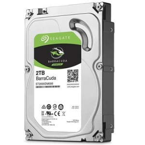 "HARD DISK SATA3 3.5"" 2000GB(2TB) SEAGATE ST2000DM006 BARRACUDA 7200RPM CACHE 64MB CERTIFIED REPAIR"