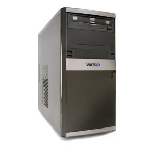 PC WINBLU ENERGY L5 4071 H310 INTEL I5-9400F 8GBDDR4-2400 1TBSATA DVDRW GT710/1G PCI-E T+M FREEDOS 2Y