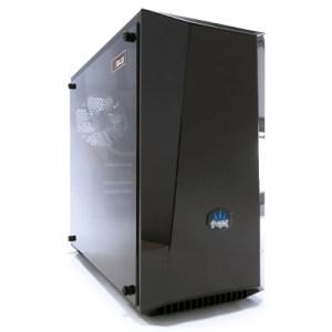 PC GAMING T-ROK PBA B450M-PLUS AMD RYZEN 5 2400G 8GBDDR4-2400 480SSD WI-FI W10HOME 2Y ONSITE