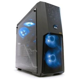 PC GAMING T-ROK PBA B360M-PLUS I5-9600K 16GBDDR4-2666 1TBSATA OPTANE 32GB GTX1060-6G WI-FI W10HOME 2Y ONSITE