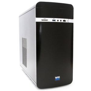 PC WINBLU ENERGY L3 4074 H310 INTEL I3-9100F 8GBDDR4-2666 256SSD DVDRW+CR GT710/1G T+M FREEDOS 2Y