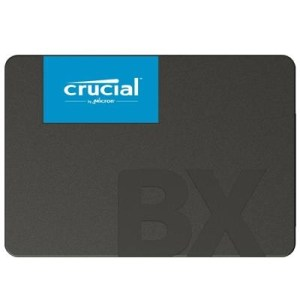 """SSD-SOLID STATE DISK 2.5"""" 120GB SATA3 CRUCIAL BX500 CT120BX500SSD1 READ:540MB/S-WRITE:500MB/S"""