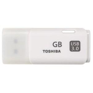 FLASH DRIVE USB3.0 16GB TOSHIBA - U301 BIANCO THN-U301W0160E4 TRANSMEMORY3.0
