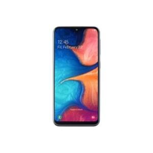 Smartphone Samsung Galaxy A20e Lte Blue D.sim Sm-a202fzbditv 5