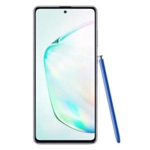 Smartphone Samsung Galaxy Note10lite Lte Silver Sm-n770fzsditv 6
