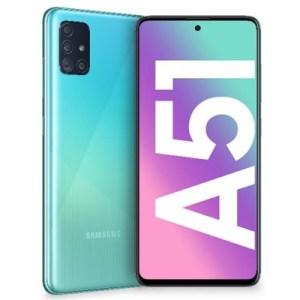 Smartphone Samsung Galaxy A51 Lte Blue D.sim Sm-a515fzbveue 6