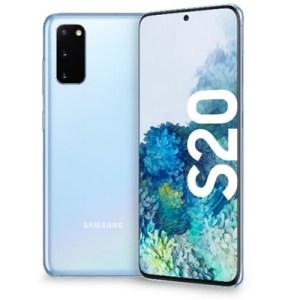 Smartphone Samsung Galaxy S20 Lte Blue D.sim Sm-g980flbdeue 6
