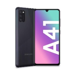 Smartphone Samsung Galaxy A41 Lte Black D.sim Sm-a415fzkdeue 6