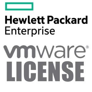 Sw Hp F6m49a Vmware Vsphere Essentials Plus - Licenza + Supporto Per 3 Anni 24x7 - 6 Processori - Licenza Fisica Fino:31/07