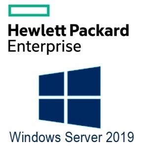 Sw Hpe P11061-061 Microsoft Windows Server 2019 (16-core) Datacenter Rok Italian Software Fino:31/07
