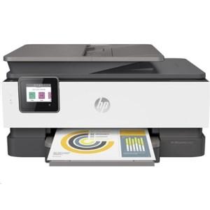Stampante Hp Mfc Ink Officejet Pro 8022 1kr65b 4in1 A4 10/20/29ppm 256mb F/r Wifi-lan-usb Lcd Eprint 3yconreg