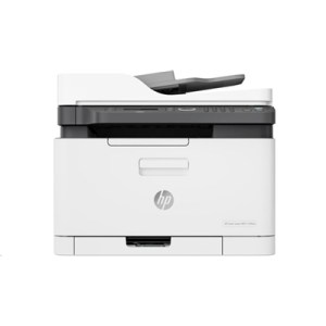 Stampante Hp Mfc Laser Color 179fnw 4zb97a White A4 4in1 Adf 18ppm 128mb 600dpi Lcd Wifi-usb-lan 1-5 Utenti 1y
