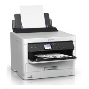 Stampante Epson Ink Rips Workforce Pro Wf-m5299dw Monocrom C11cg07401 A4 34ppm F/r Lcd Nfc Lan Wifi