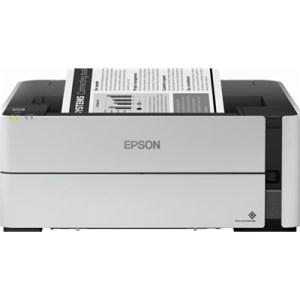 Stampante Epson Ink Ecotank Mono Et-m1170 C11ch44401 A4 39ppm F/r 250fg Lcd Usb Wifi Lan