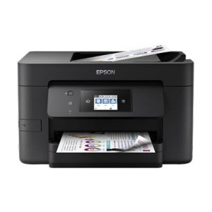 Stampante Epson Ink Mfc Workforce Pro Wf-4720dwf C11cf74402 A4 4in1 20ppm Iso F/r Adf Lcd Nfc Usb Lan Wifi Direct Fino:30/09